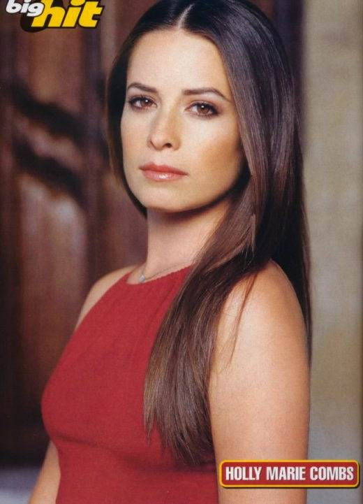Holly marie combs nackt