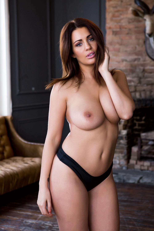 Babe british nude