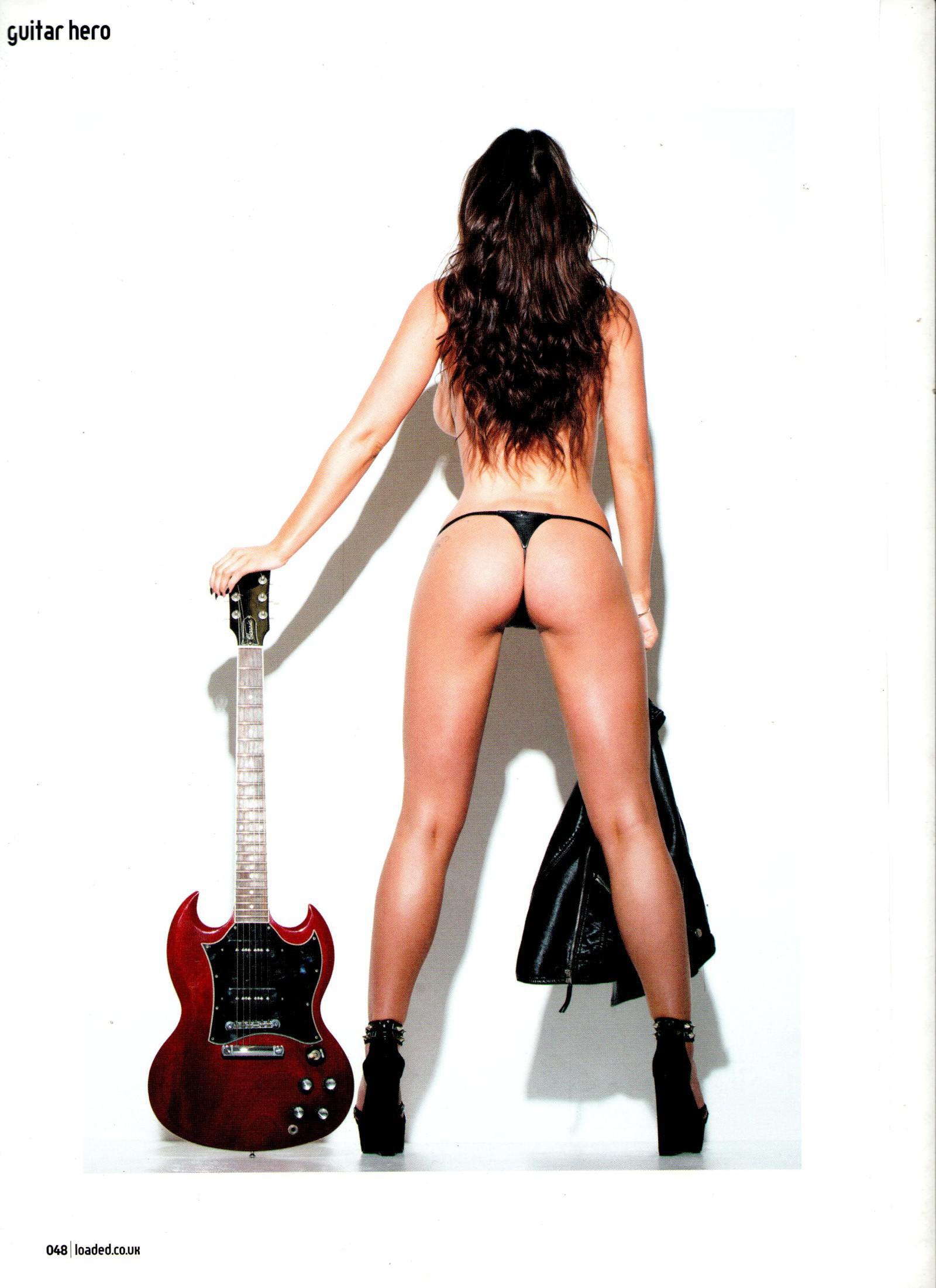 Guitar hero nude putch nudes gallery