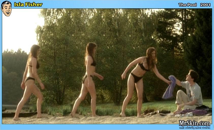 Isla Fisher Bikini Fotos
