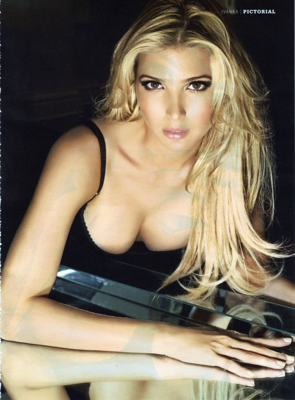 ivanka trump nude page pictures naked oops topless
