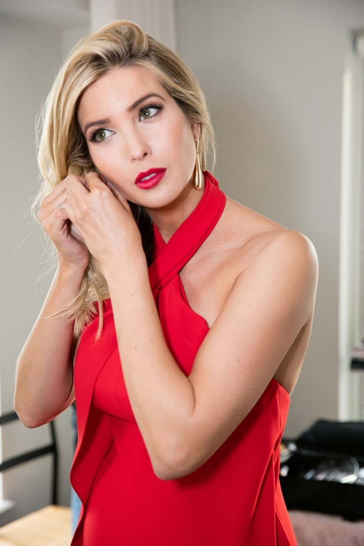 Naked pictures of ivanka trump