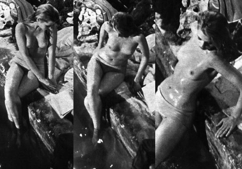 Nude shots of jane fonda