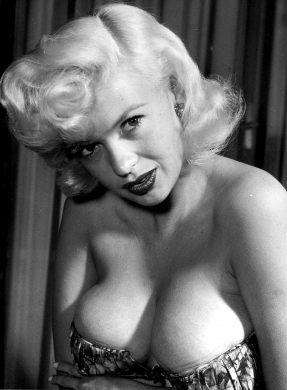 Jayne Mansfield Desnuda Página 4 Fotos Desnuda Descuido Topless