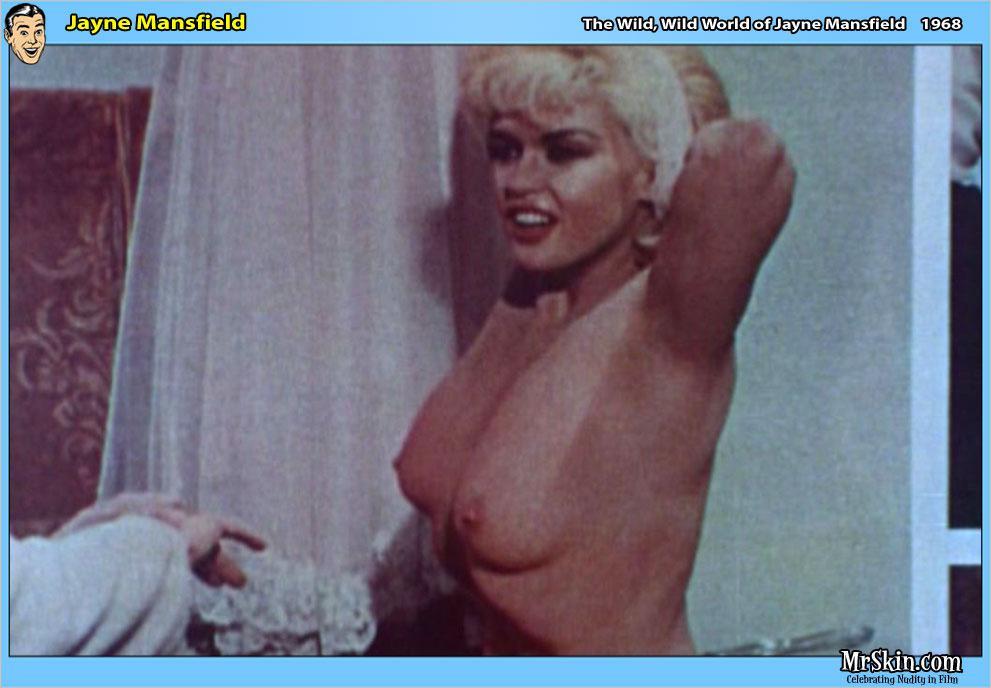 Free Nude Jayne Mansfield Tits