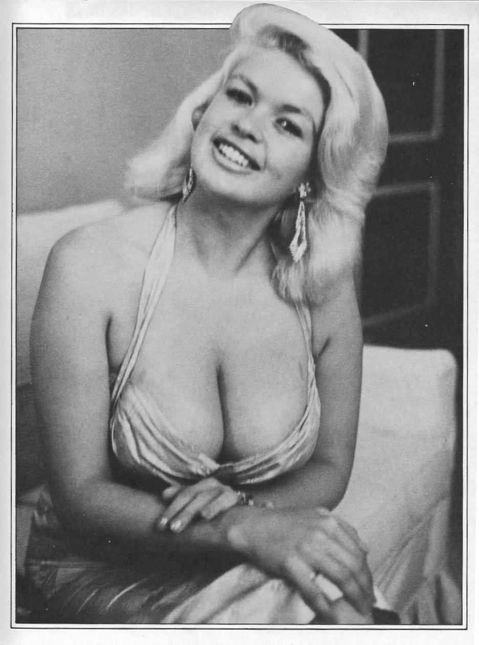 Jayne Mansfield Desnuda Página 2 Fotos Desnuda Descuido Topless