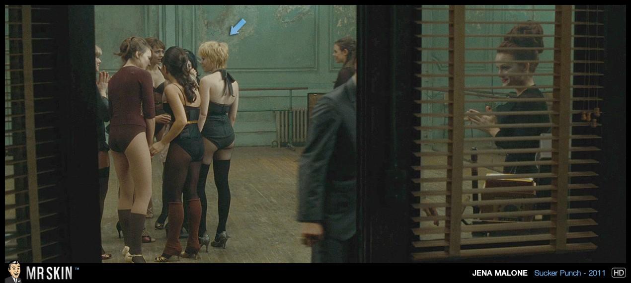 Jena Malone al desnudo The Neon Demon y Batman