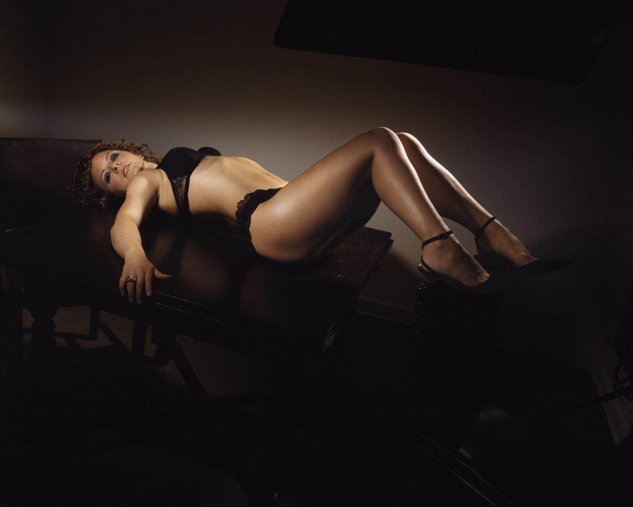 Nackt  von Jenna Oÿ Lauren graham