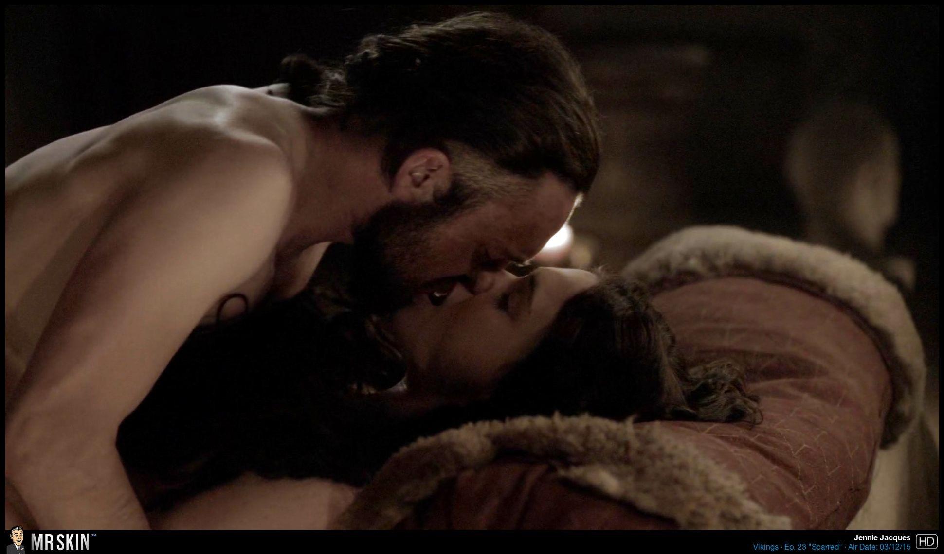 Jennie jacques naked scene from vikings on scandalplanetcom - 3 2
