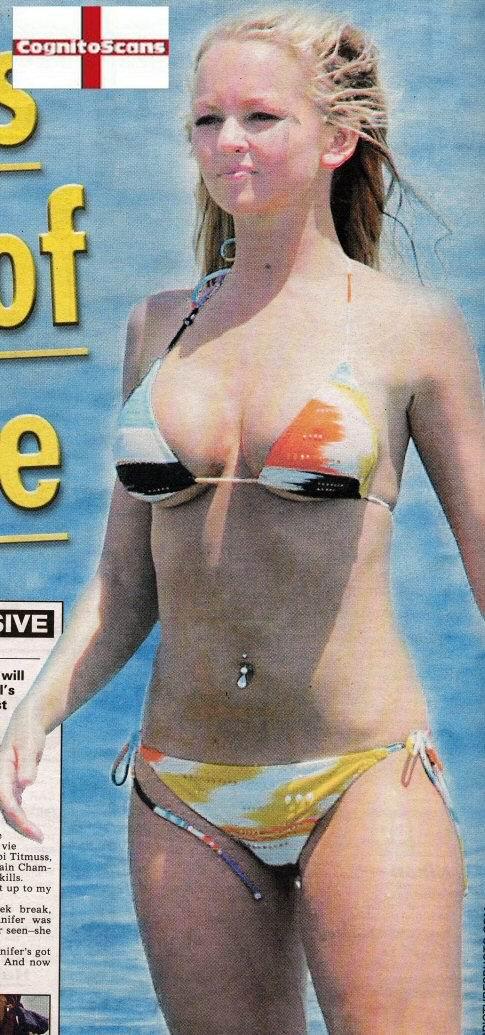 Jen ellison bikini