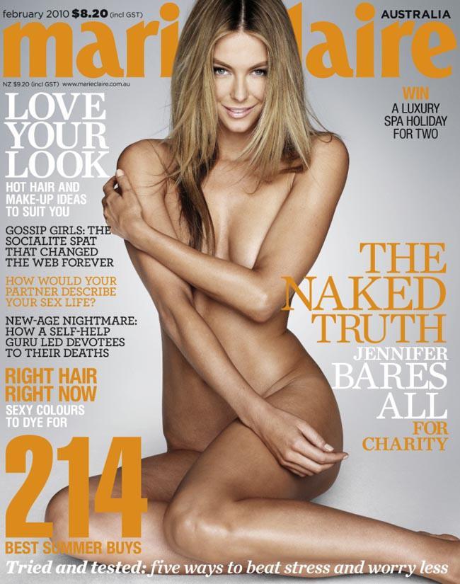 Jennifer hawkins nude pics vids