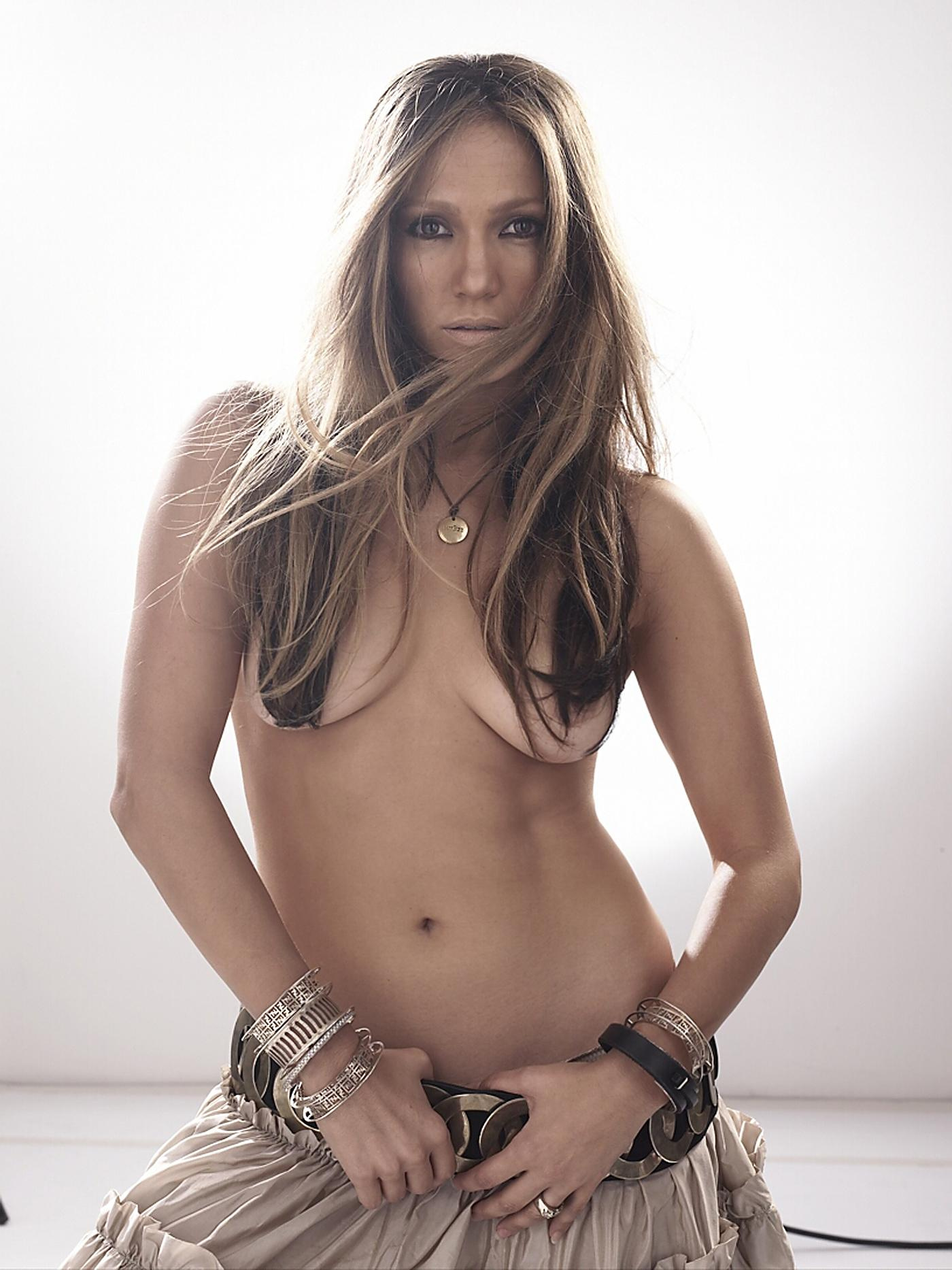 J Lo Nude Naked