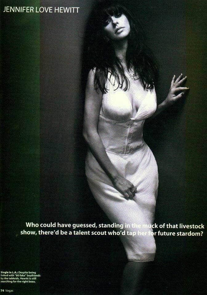 Jennifer Love Hewitt - Pajilleroscom