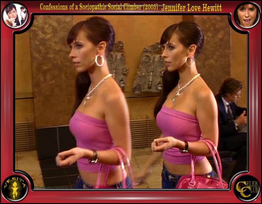 Jennifer Love Hewitt desnuda después de ser la más