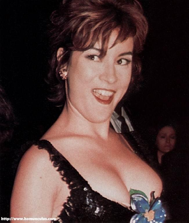 Jennifer tilly nipple slips — pic 15