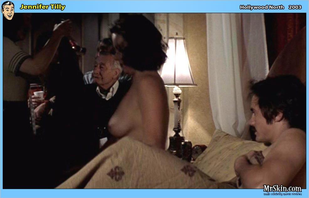 Jennifer tilley nude