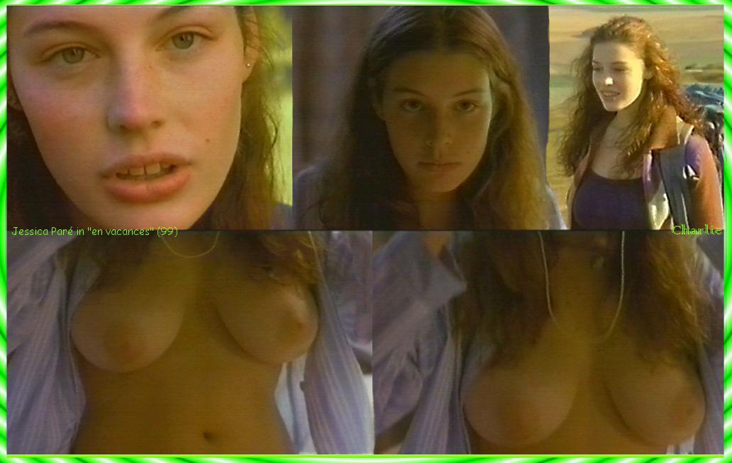 Jessica Paré Desnuda Página 2 Fotos Desnuda Descuido Topless