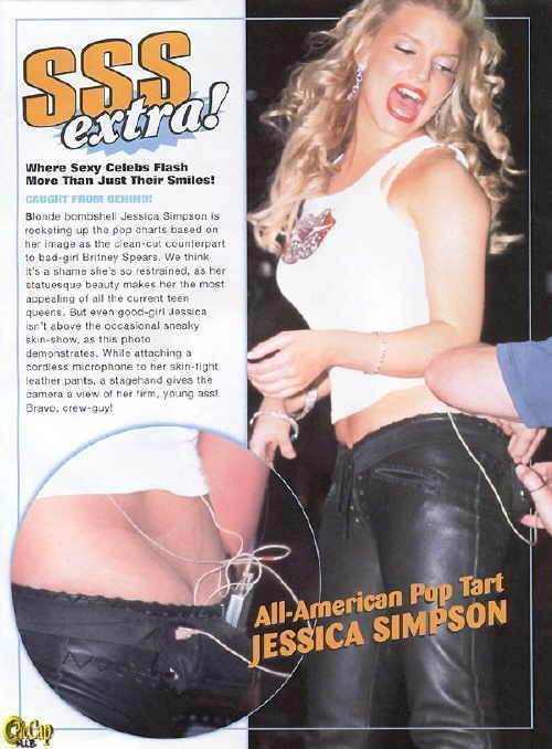 Jessica Simpson desnuda - Fotos y Vídeos -