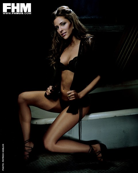 Jill Wagner Nude - Naked Pics and Sex