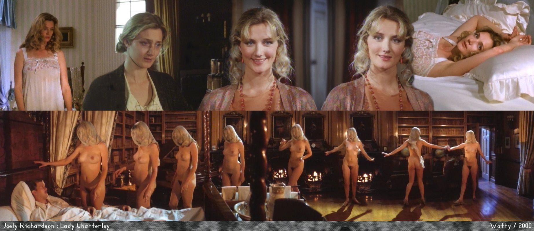 Joely richardson erect nipples in lady chatterley movie 9