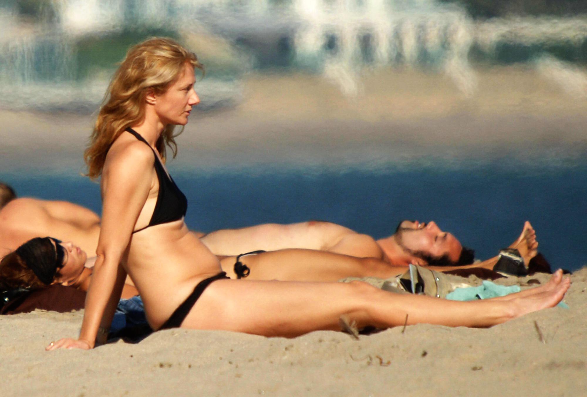 Thong bikini hot women