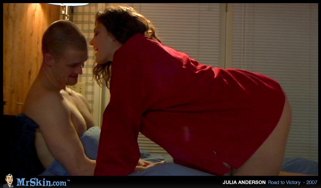 Julia benson naked