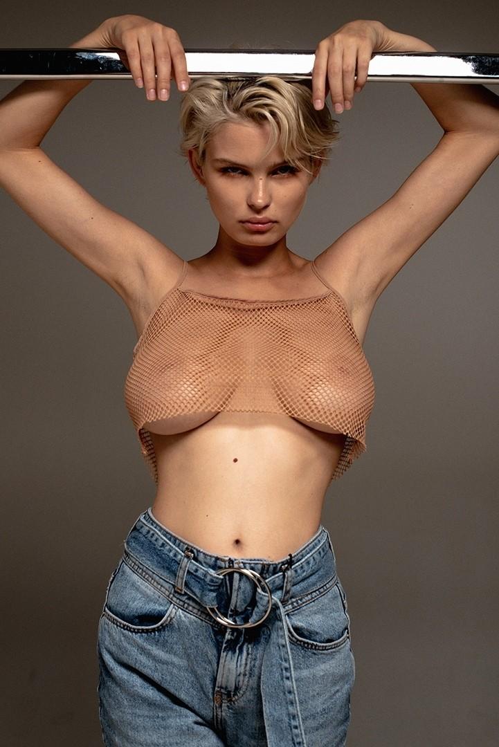 Nackt julia Julia Brendler
