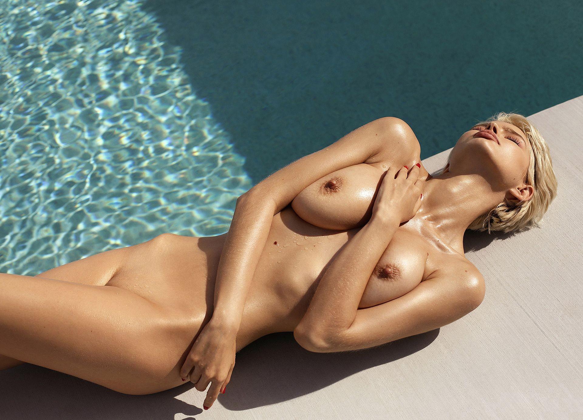 Video Julia Logacheva Nude - Playboy