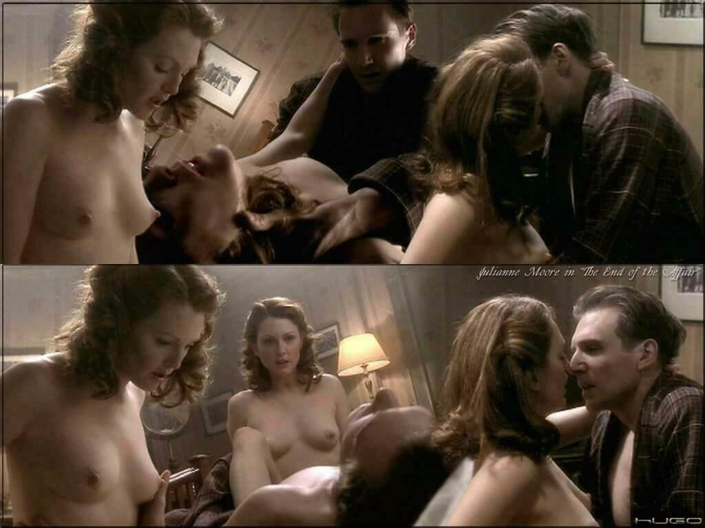 Julianne Moore se desnuda para Bulgari Galera de fotos