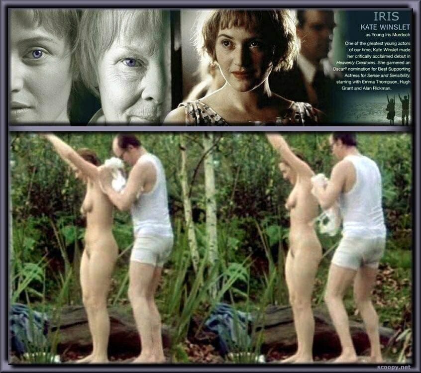 Kate Winslet Nude In Iris Hardcore Pics