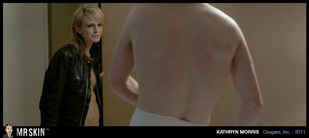 Qa With Cold Case's Kathryn Morris