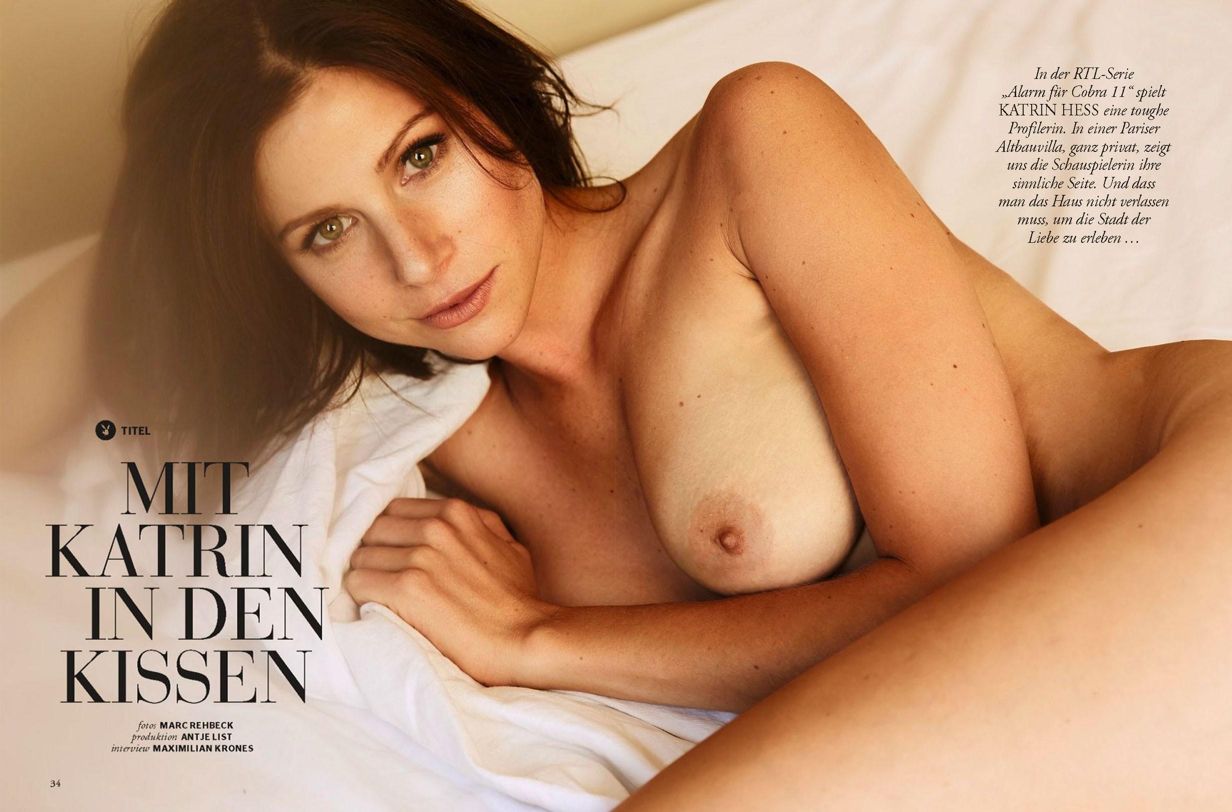 Katrin hess topless - 2019 year