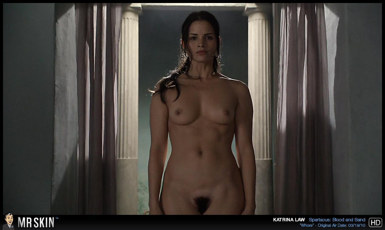 La hermosa vida raina desnuda
