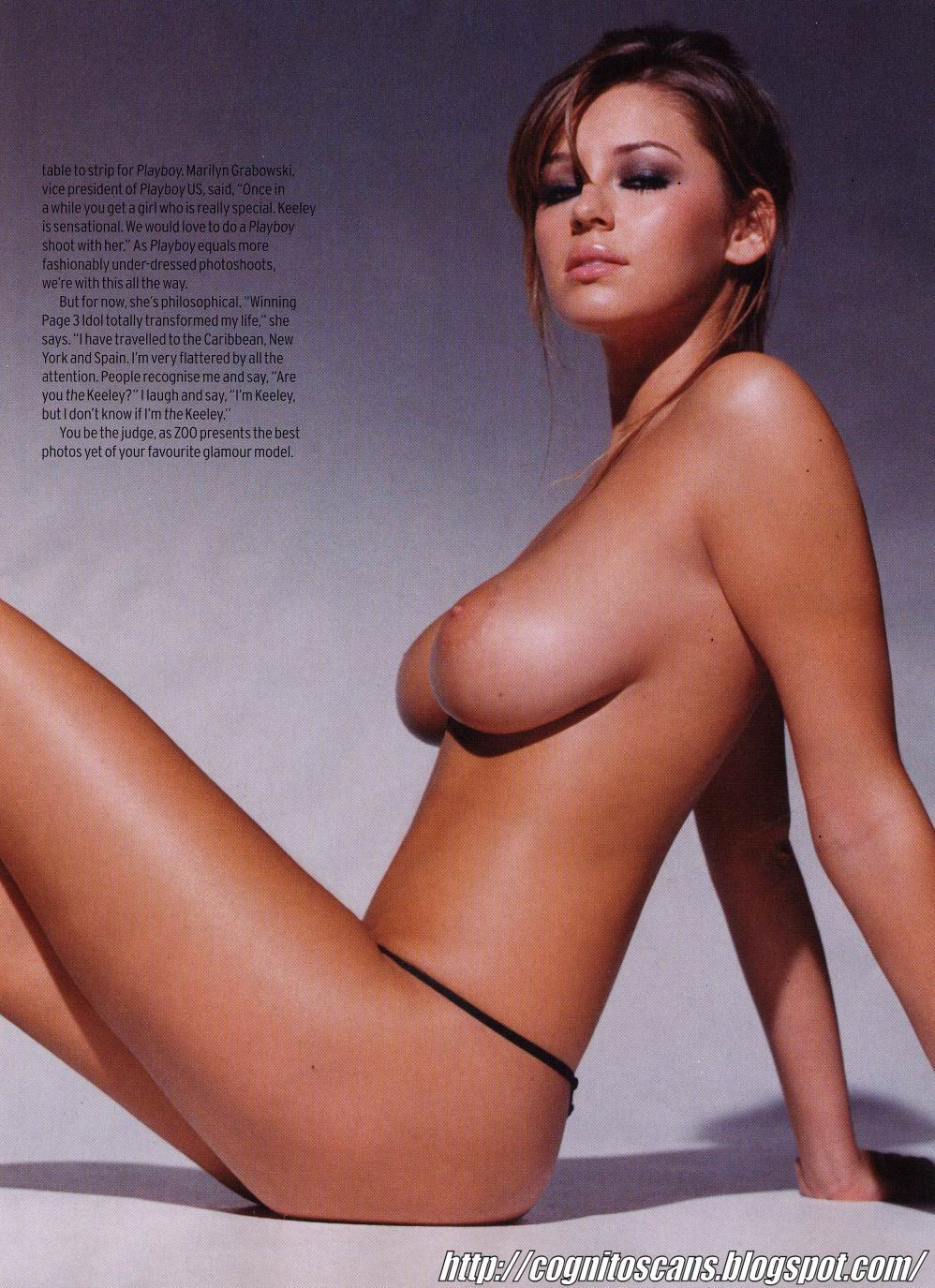 Keeley Hazell Nude - Page 20 Pictures, Naked, Oops -8039
