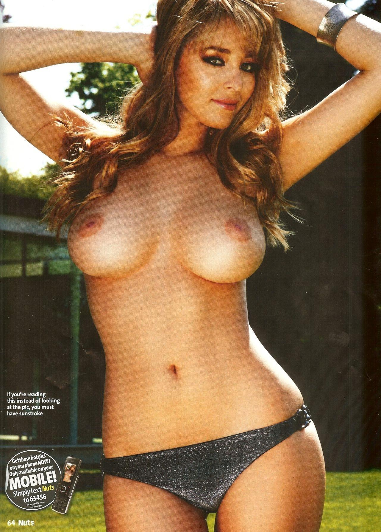 Keeley Hazell Nude - Page 7 Pictures, Naked, Oops, Topless -9224