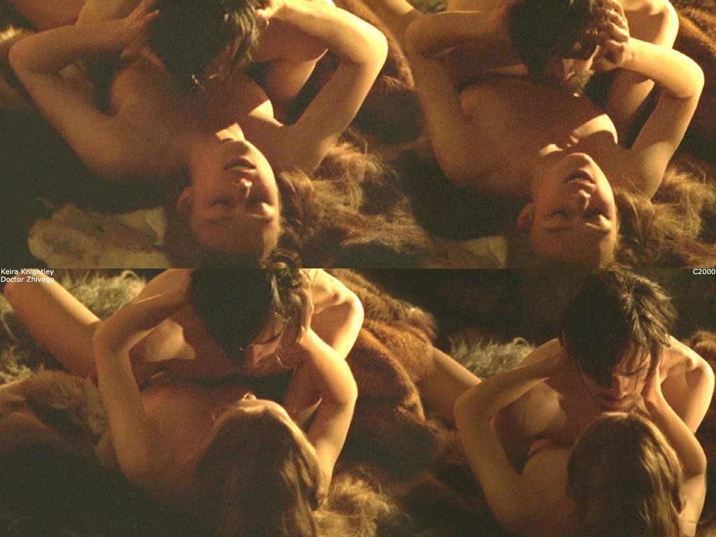 Keira knightley sex scene in