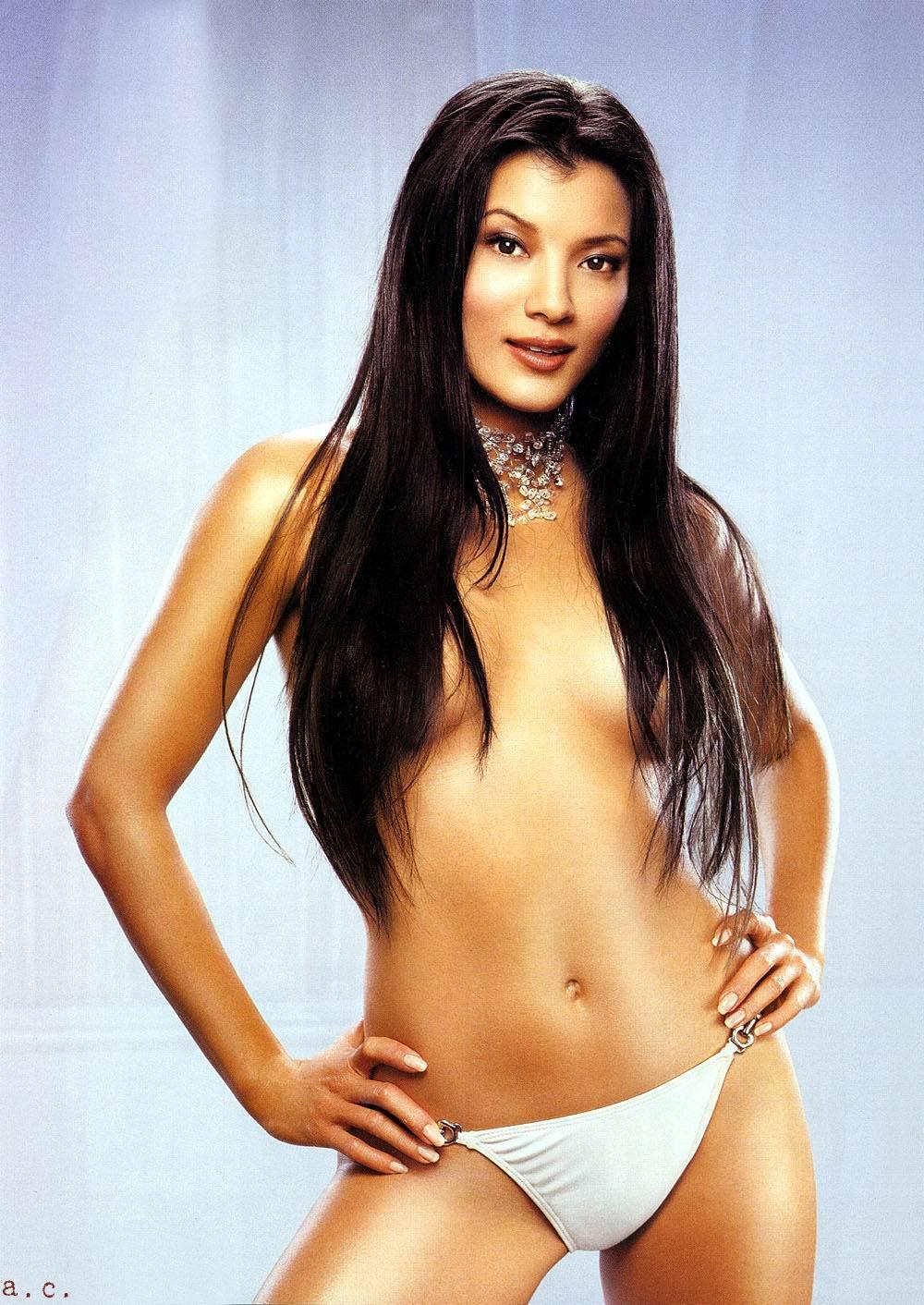 Kelly Hu XXX Video suku puoli Aasian Gangbang