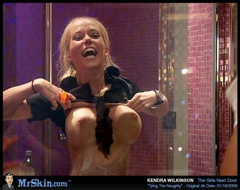 Aqui Esta el Desnudo de Infarto, Kendra Wilkinson
