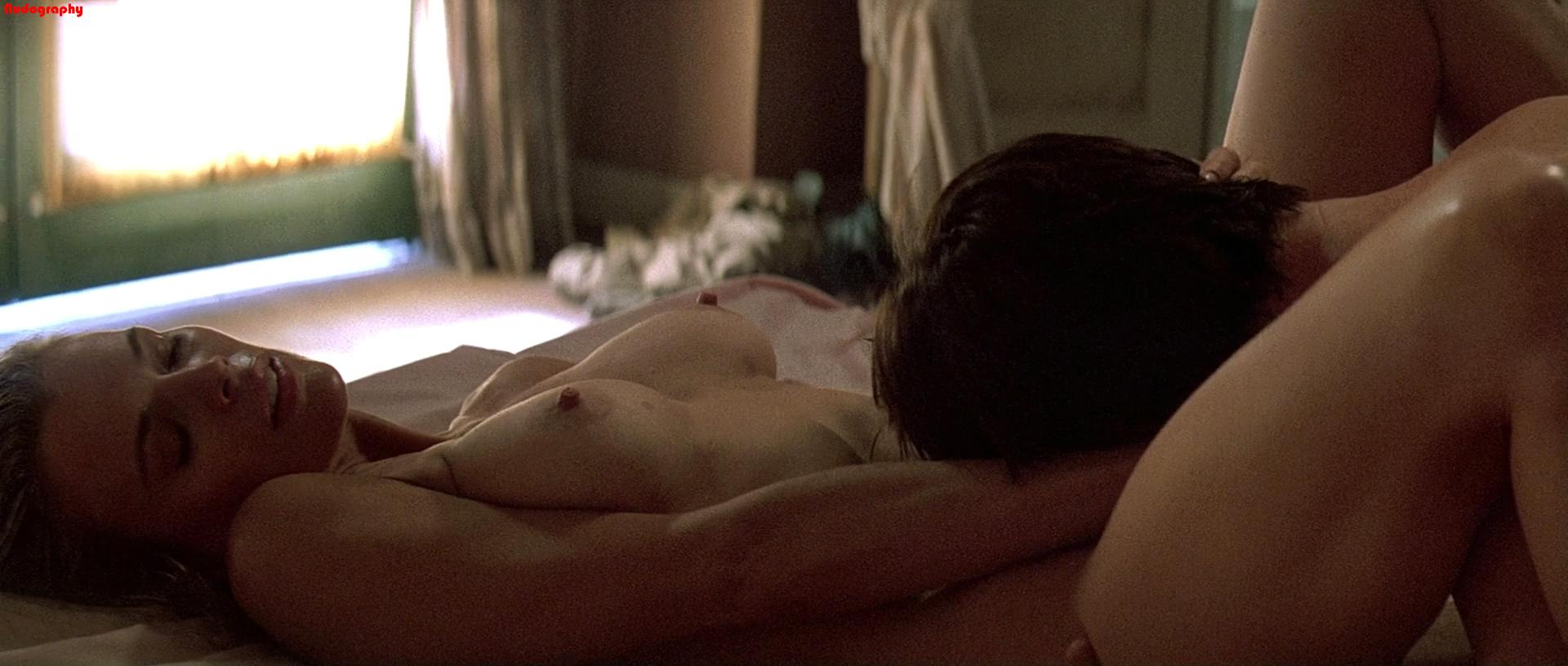 Naked kim basinger in the getaway