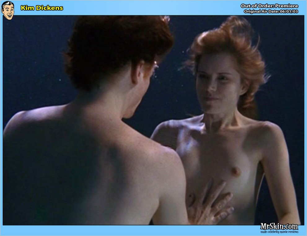 Kim Dickens Nude Boobs And Nipples In Things Behind The Sun Scandalplanet