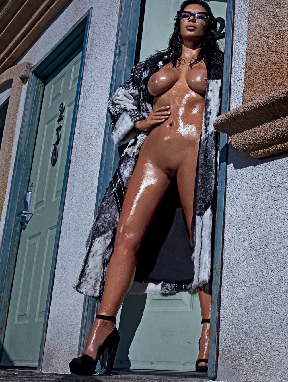 Kim kardashian fotos desnudas de playboy
