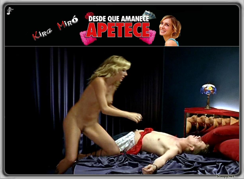 Desnuda Fotos De Kira Miró Desnuda Tetas Pezon Culo Coño