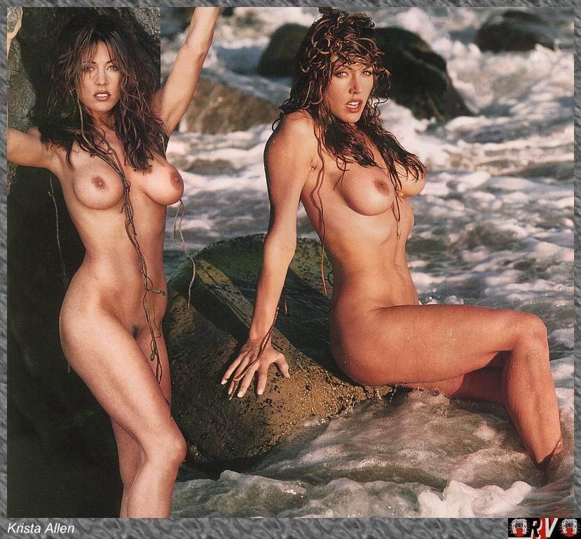 Krista Allen Nude Blow