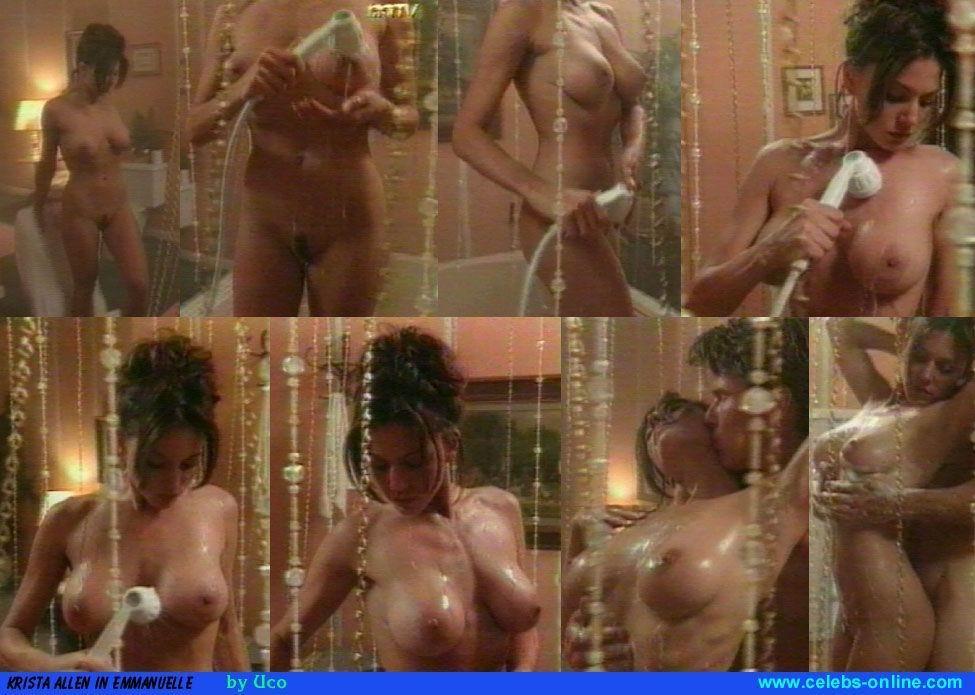 Krista Allen Naked Sex Scene Porn Photo