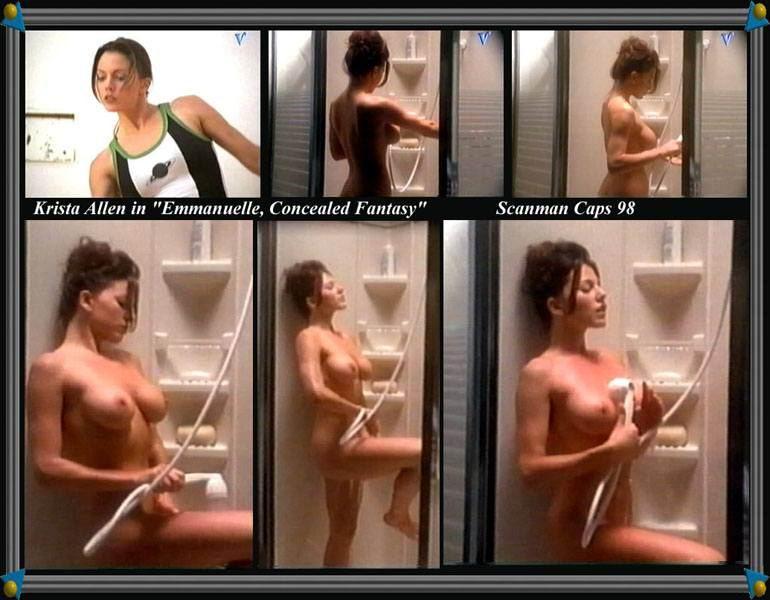 Криста аллен фото голая