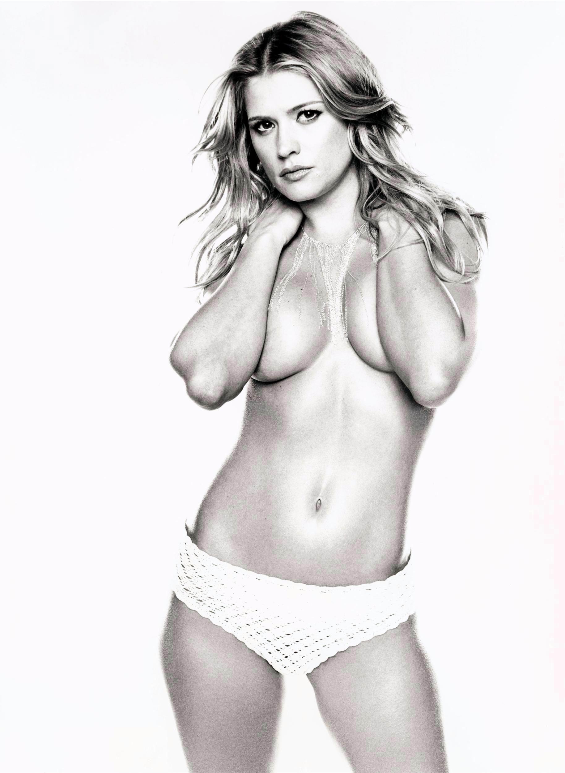 Naked nude rebecca romijn