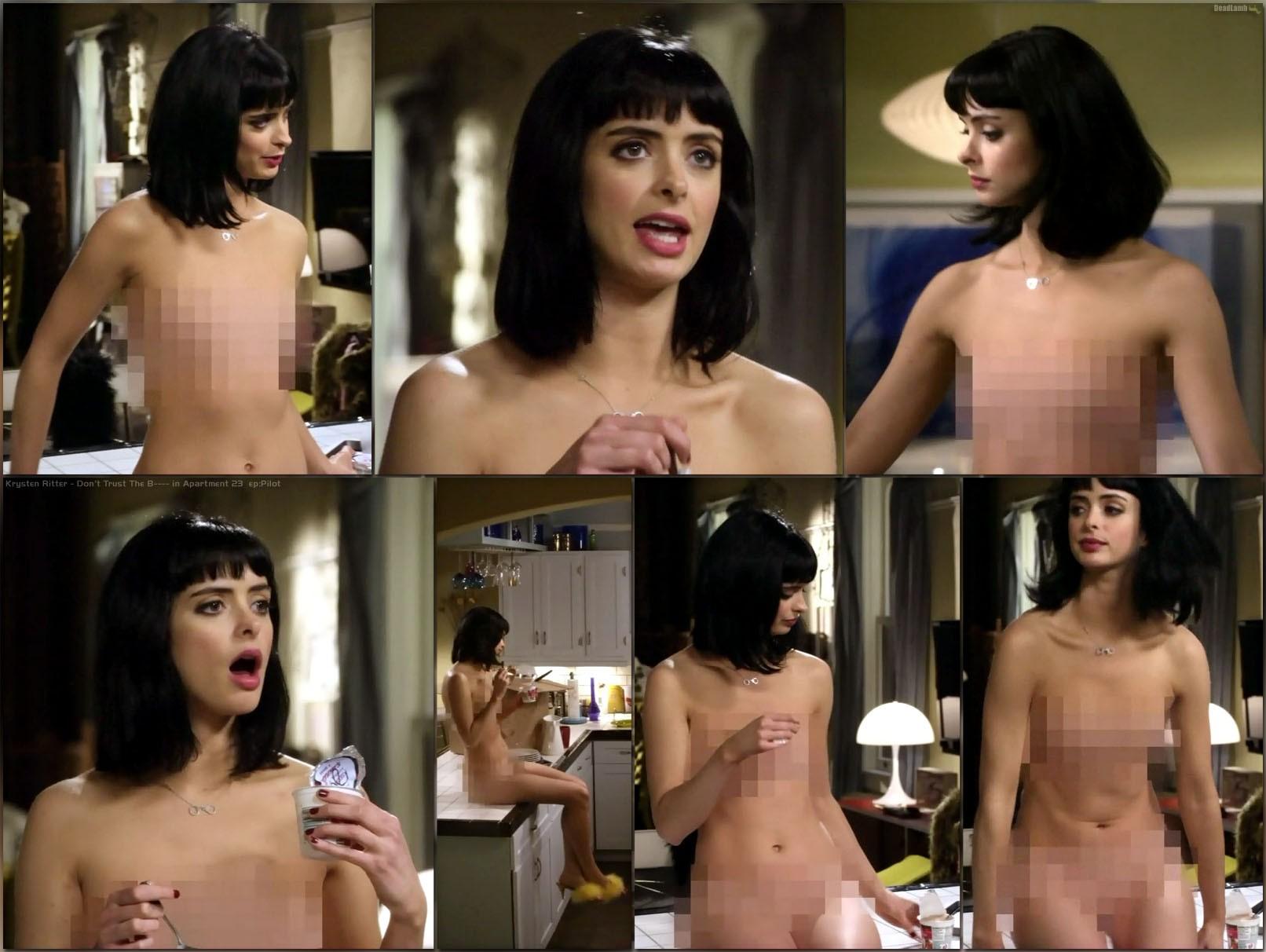 Krysten ritter naked