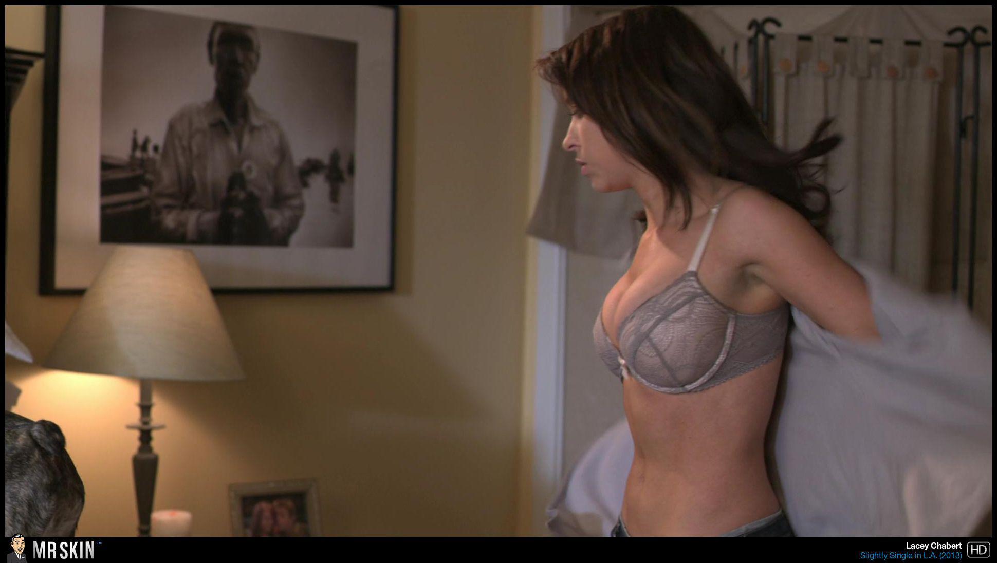 Lacey Chabert Nipples