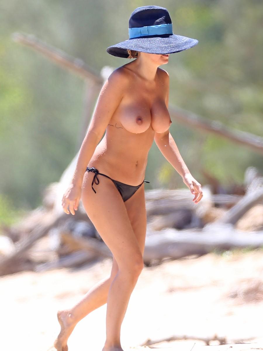 Lara Bingle And Sam Worthington Face Horrific Violation With Nude Photo Leak