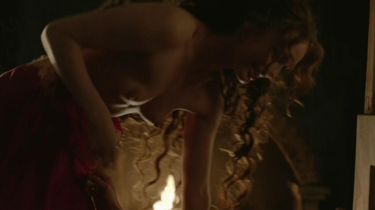 Laura haddock and hera hilmar all naked